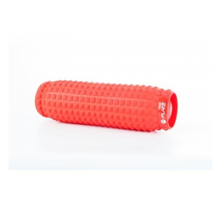 Pure2Improve inflated massage roller 45x12cm