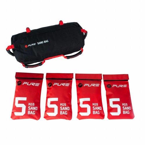 Pure2Improve Sandbag 4x5kg