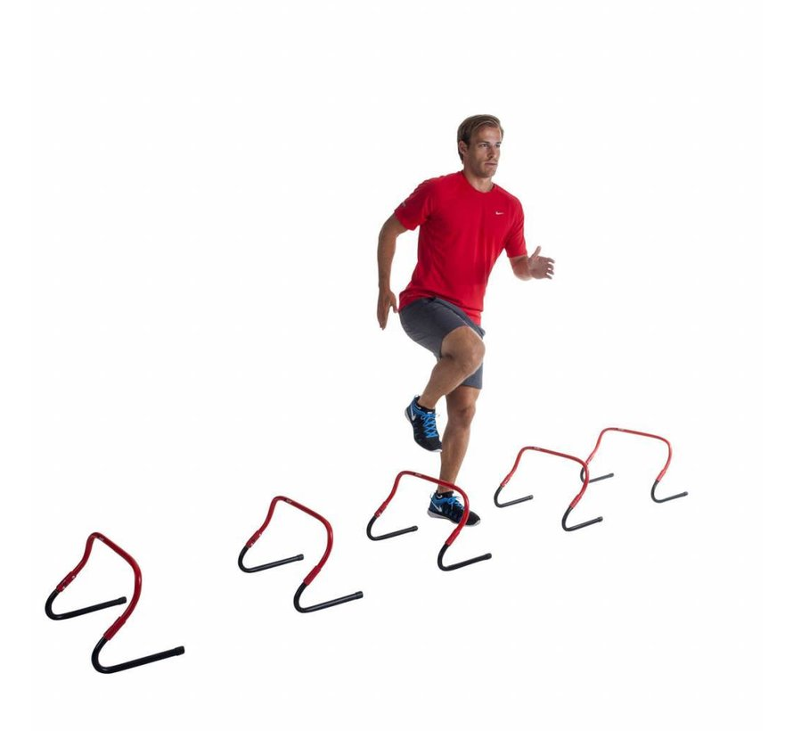 Pure2Improve Sprint hurdles (5st)