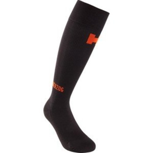 Herzog Pro Compressiekousen Black/Orange