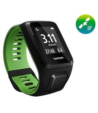 TomTom TomTom Runner 3 GPS Sporthorloge (zwart / groen)