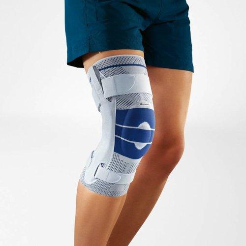 Genutrain S Actieve bandage met Kniescharnieren