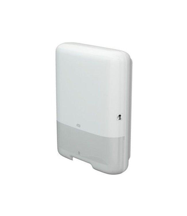 Tork Tork Wit Dispenser Handdoek Zigzag/C-Vouw H3 55300