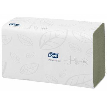 Tork Tork Groen Singlefold Handdoek Advanced (2 laags) 3750 st