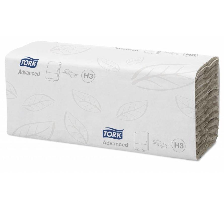Tork Wit C-vouw Handdoek Advanced (2 laags) 1400 st