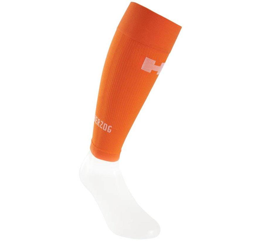 Herzog Pro Tube Compression Oranje