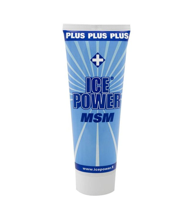 Ice power Ice Power + MSM Gel 100ml