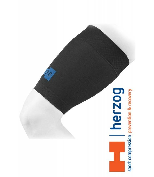 Herzog Medical Herzog Pro Hamstring Bandage Zwart