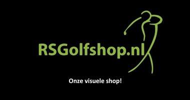 RSGolfshop, de visuele shop achter de webshop!