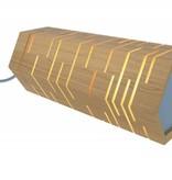 In2wood Groove tafellamp
