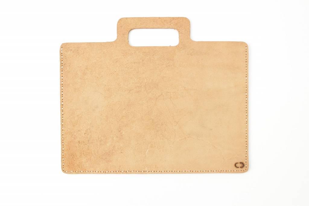 "Atelier Dubbeloo LEATHER BAGS (13"" laptop)"
