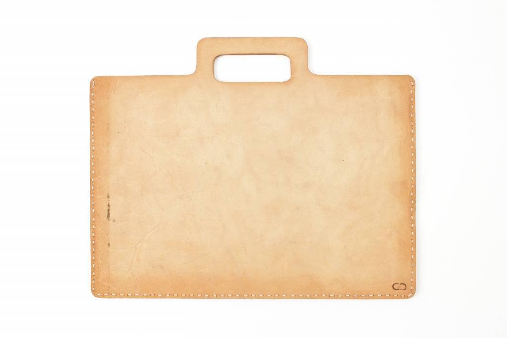 "Atelier Dubbeloo LEATHER BAGS (15"" laptop)"