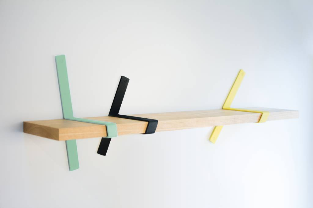Straff design Shelf original (incl 3 straps)