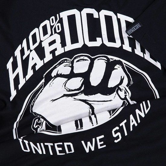 100% Hardcore T-shirt United