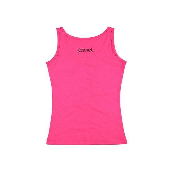 100% Hardcore dames singlet basic 2.0 roze
