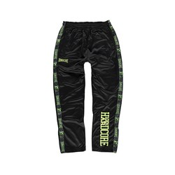 100% Hardcore Training Pants Vertical Black/ Green