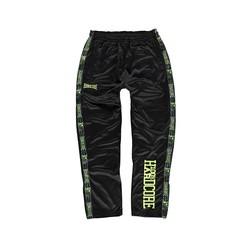 100% Hardcore Trainings Broek Vertical Black/ Green