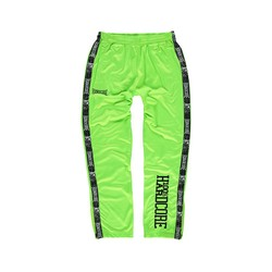 100% Hardcore Training Pants Vertical Green