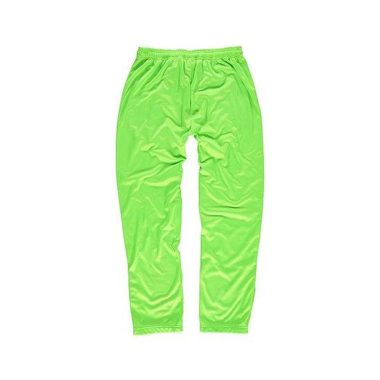 100% Hardcore Training Broek Vertical Green