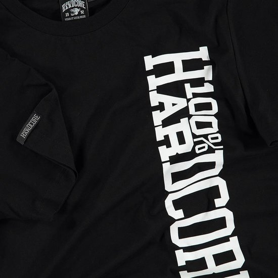 100% Hardcore T-shirt Basic 2.0