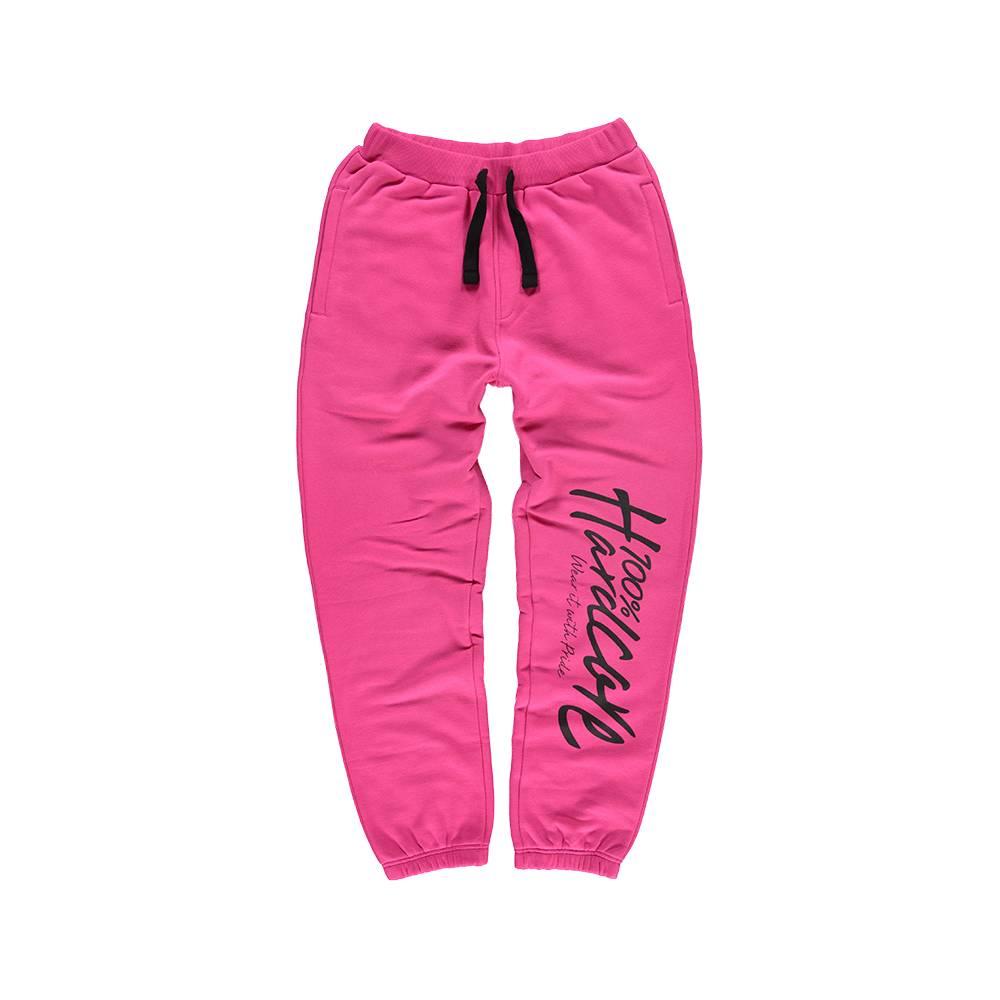 100% Hardcore lady Joggingpants Pride Pink