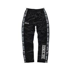100% Hardcore Training Pants Logo Black / White