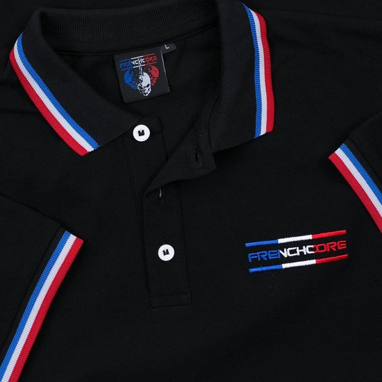 Frenchcore polo E.F.L.
