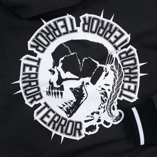 Terror Lady Hooded Zipper Circle of Death