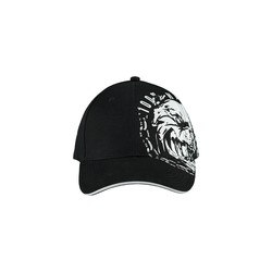 100% Hardcore Cap Aggressive Breed Zwart