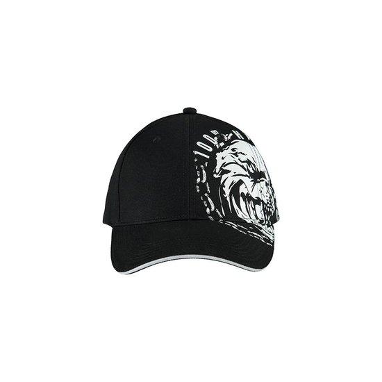 100% Hardcore Cap Aggressive Breed Black
