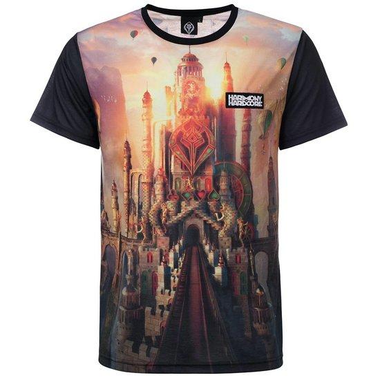 Harmony of Hardcore T-Shirt Theme