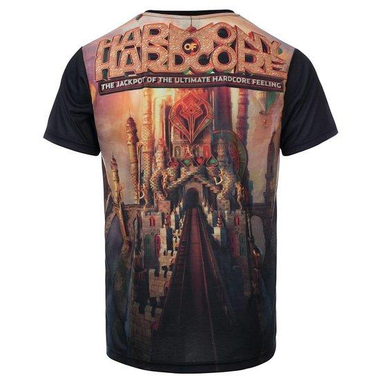 Harmony of Hardcore Shirt Theme