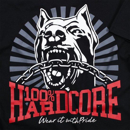 100% Hardcore T-Shirt *Dog-1*