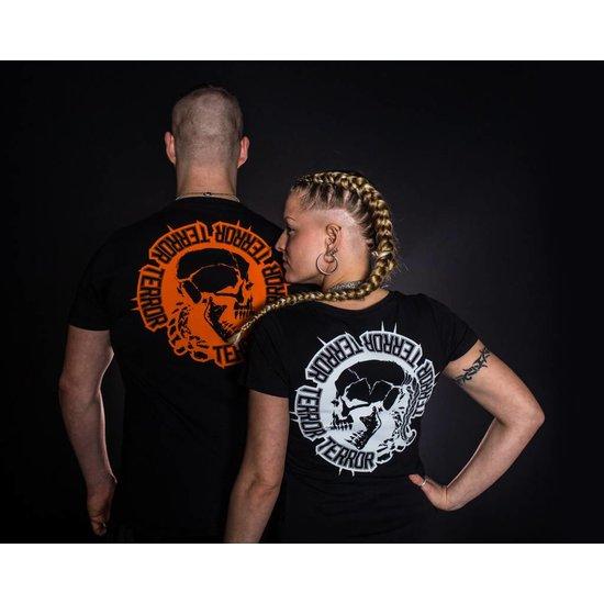 Terror Dames T-shirt 'Circle of Death'