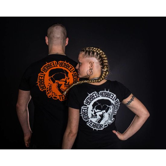 Terror Lady T-shirt 'Circle of Death'