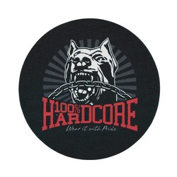 100% Hardcore Slipmat *Dog-1*
