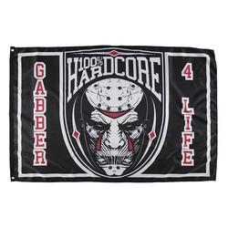 100% Hardcore Banner Die Hard