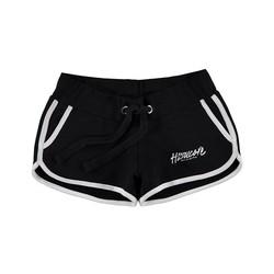 100% Hardcore Hotpants Black / White