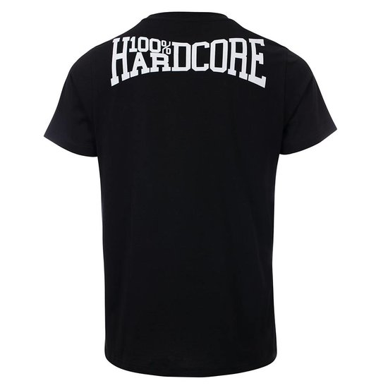 100% Hardcore T-Shirt  '100% Hardcore VS Rob GEE'