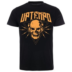 Uptempo T-Shirt Noizehazard Oranje
