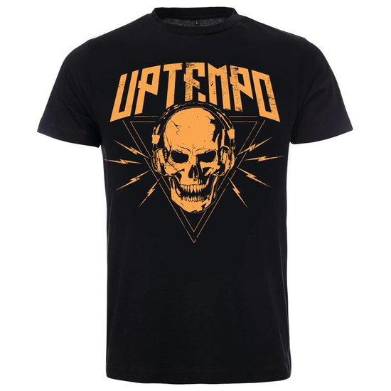 Uptempo T-Shirt Noizehazard Orange
