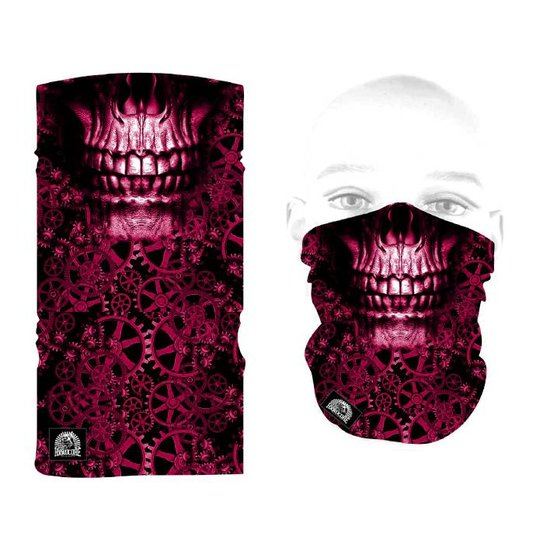 100% Hardcore Mask Gear Skull