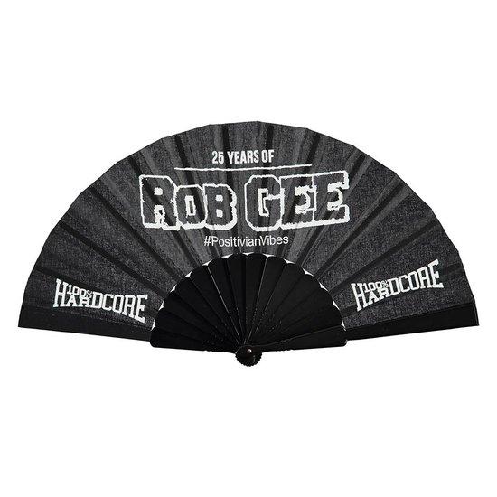 100% Hardcore Fan  '100% Hardcore VS Rob GEE'