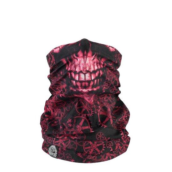 100% Hardcore Masker Bandana Gear Skull