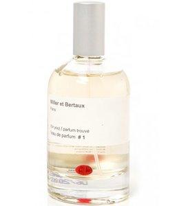 Miller et Bertaux #1 for you, parfum trouvé