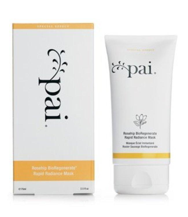 Pai Rosehip BioRegenerate Rapid Radiance Mask