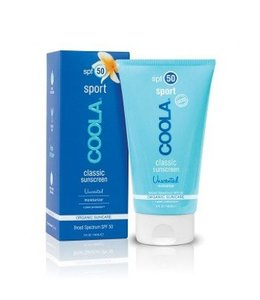 Coola Classic Sunscreen Sport Body SPF 50 Unscented
