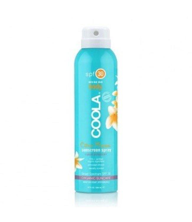 Coola Body Sunscreen Spray SPF 30 Citrus Mimosa