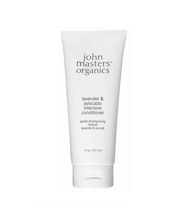 John Masters Lavender Avocado Intense Conditioner