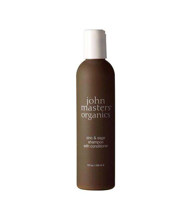 John Masters Zinc & Sage Shampoo